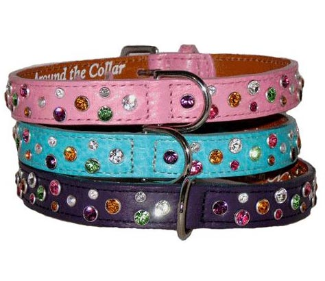 Swarovsky Crystal Dog Collar