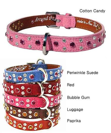 Swarovsky Crystal Dog Collars
