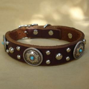 paco dog collar pepper