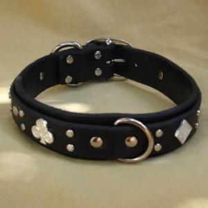 Yankee Dog Collar And Leash