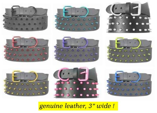 Glam Dog Collars Uk