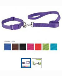 cheap nylon dog lead, leash