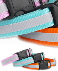 cheap nylon dog harness, adjustable